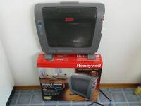 Honeywell Whole Room Heater $65, 18 x 18 x 19 1/2, Gray (HZ-725)