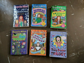 Jaqueline Wilson books for children bundle