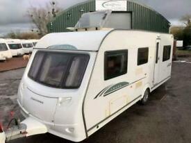2009 Coachman Amara 670/6 6 berth Caravan