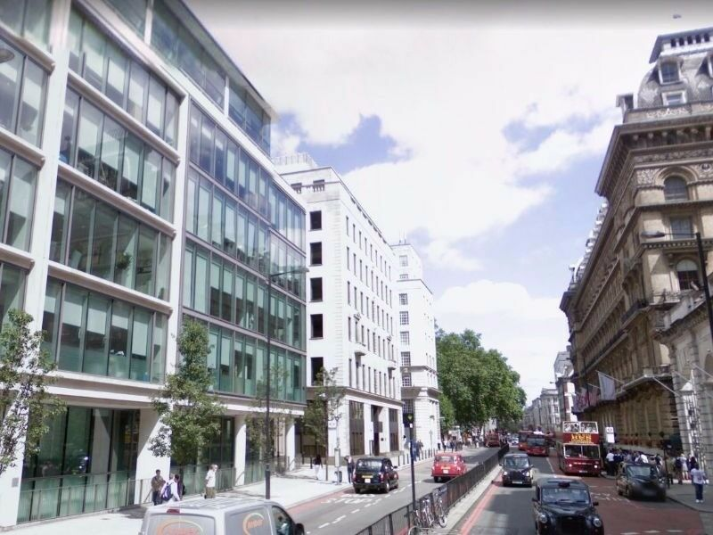 Serviced Office Space In Buckingham Palace Road