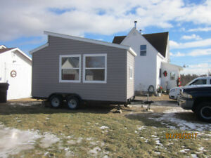 TINY HOUSE ON WHEELS / CAMPER, $25,000.00