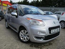 2012 Citroen C3 Picasso 1.6 HDi 8V Exclusive 5dr 5 door MPV
