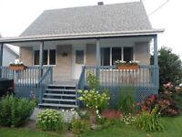maison à vendre au 42 Laurier ,Baie-Comeau
