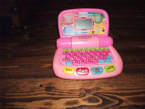 Petite ordinateur pour fille