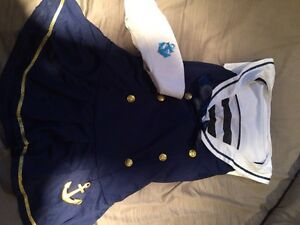 New adult sailor costume  Strathcona County Edmonton Area image 1