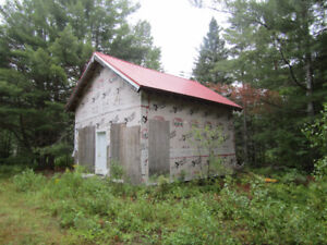 Land and Camp for sale