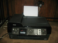 EPSON STYLUS CX9400FAX -- ALL-IN-ONE-PRINTER