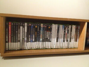 250GB xbox 360 + 2 controllers + 39 games