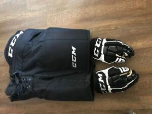 Pro Stock hockey equipment