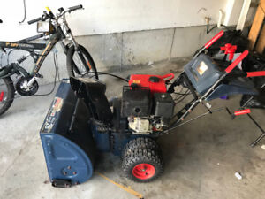 """28"""" Snow Blower with 357cc Engine"""