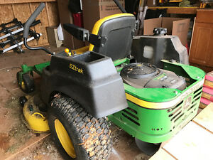 John Deere zero turn z425 48in deck
