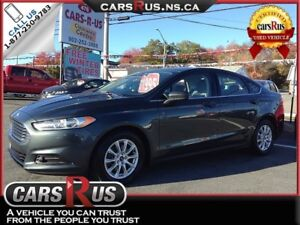 2015 Ford Fusion S.....Includes 4 FREE winter tires!!