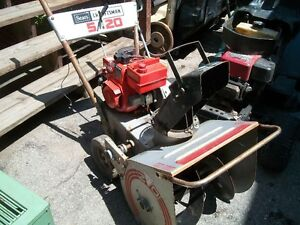 Sears Craftsman 5/20 Snowblower - For Parts Or Fix