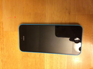 Mint Condition Unlocked iPhone 5c for $150 obo Kingston Kingston Area image 1