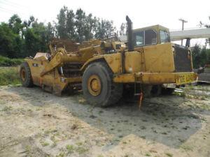 1985 Caterpillar 615 Motor Scraper