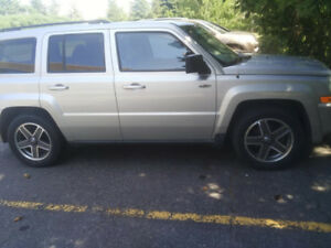 Jeep patriot 2010 4x4 for sale