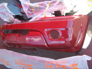 2006 SORENTO FRONT BUMPER COVER 86511-3E511 PAINTED RED
