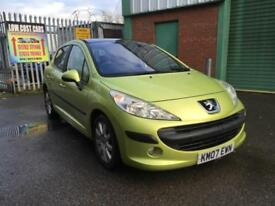 Peugeot 207 1.6HDI 110 SE DIESEL,ONLY 66000 MILES,MAY 2018 MOT