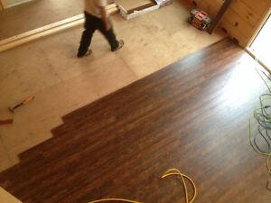 Flooring Installations Peterborough Peterborough Area image 1