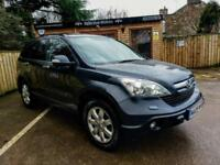 2009 HONDA CR-V 2.2 i-CTDi ES 4X4 IN MOONSTONE BLUE