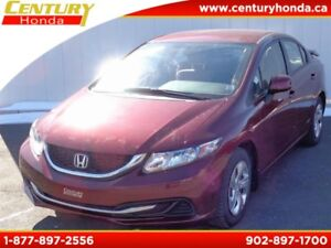 2013 Honda Civic Sdn LX+ 130K WARRANTY