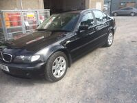 2003 bmw 320 d sw full mot loads off history and new parts