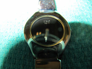 Ladies ESQ Esquire (Movado) Ladies Swiss Made Watch Model 100561