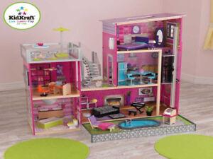 Maison poupée Barbie KidCraft