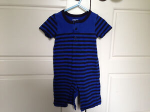 Children's place one piece outfit, size 6–9 mos $2