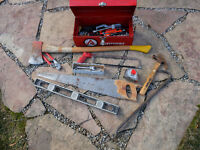 DIVERS OUTILS / VARIOUS TOOLS