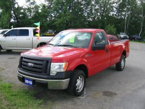 2010 Ford F-150 XL Reg Cab Long Box