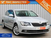 Skoda Superb 1.6 Elegance Greenline Iii Tdi Cr 2014 (14) • from £55.89 pw