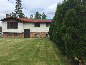 Family Home with Large Shop on the Hart Prince George British Columbia image 1