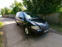 2005 Chrysler Voyager 2.8 CRD LX 5dr Auto MPV Diesel Automatic