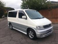 2001 Mazda Bongo 2.5 Automatic camper/motorhome conversion Modified