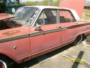 1962 Ford Fairlane 500 Project Car Strathcona County Edmonton Area image 2