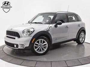 2013 MINI Countryman Cooper S ALL4 TOIT PANO CUIR