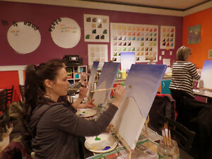 Wine and Painting Fun Parties! St. John's Newfoundland image 5