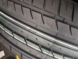 4 X 185-60-R15 ETE NEW CACHLAND TIRE 84H NEUFS TAX IN