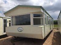 Willerby Salisbury Winterized Static Caravan For Sale!