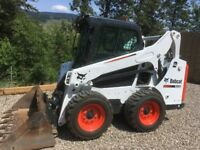 Bobcat service in Lake Country
