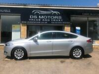 2015 Ford Mondeo Zetec econetic 2.0 diesel silver 5 door £20 a year tax