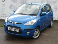 2009 HYUNDAI I10 1.2 COMFORT 5 DOOR £30 CAR TAX LOW MILEAGE LOW INSURANCE IDEAL