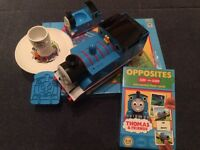 Thomas the Tank engine toy/game selection