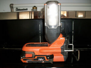 ridgid cordless worklight
