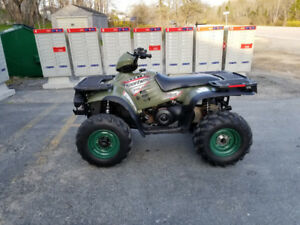 2003 Polaris Sportsman 400 restored from the frame up