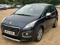 2014 Peugeot 3008 1.6 HDi Active 5dr SUV Diesel Manual
