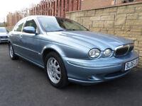 Jaguar X-Type 2.0D CLASSIC (blue) 2005