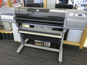 HP 5500 DesignJet Plotter