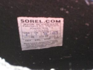 Sorel Winter Boots - Child Size 2 *EXCELLENT Condition* Prince George British Columbia image 4